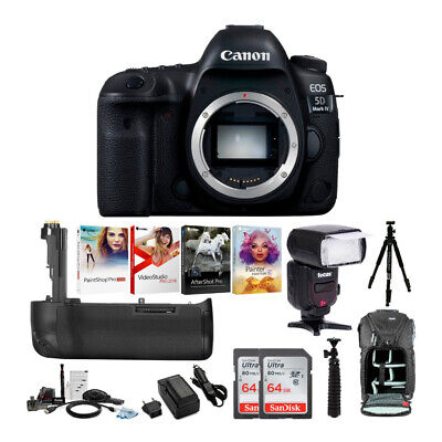 CANON 5D MARK IV EOS Full Frame DSLR Camera with Zoom Intelligent ...