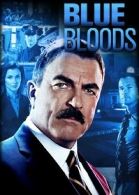 Blue Bloods Season 1 2 3 4 5 6 7 8 Series Complete Collection New DVD Box Set