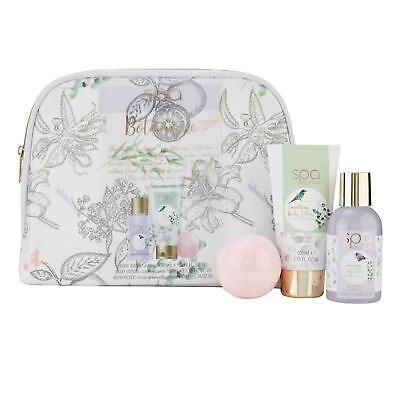 Donne Cosmetico/Coccole Set Regalo - Style And Grace Spa Botanique Borsa Set