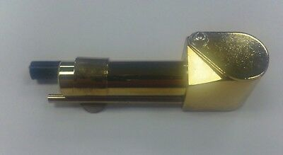 Solid Brass Proto Pipe Tar Trap Stash Storage Cylinder Chamber Generic Usa Hot