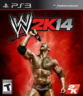 WWE 2K14 - Playstation 3 Game