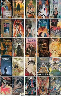 Book Of Magic Comics Huge Lot 25 Comic Book Collection Set Run Books Box 1