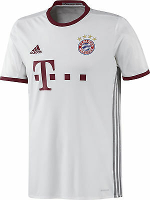 adidas FC Bayern Munich UCL 2016/17 Mens Football Shirt