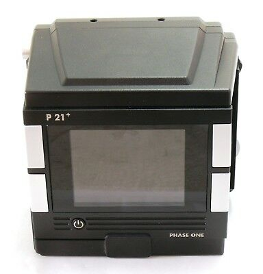 PhaseOne Phase One P21+ digital back for Hasselblad V-fit, 2883 actuations MINT-