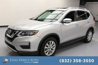 2017 Nissan Rogue SV Texas Direct Auto 2017 SV Used 2.5L I4 16V Automatic FWD SUV Bose