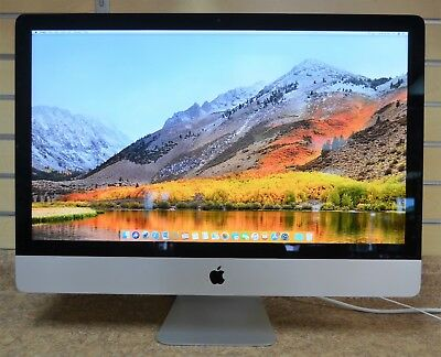 "Apple iMac A1419  27"" Retina Display MK462LL/A (2015) i5 3.2GHz 1TB 8GB Desktop"