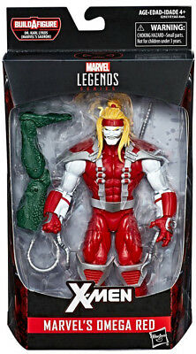Marvel Legends Infinite 6 Inch Action Figure Sauron Series - Omega Red