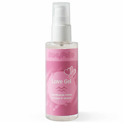 Lubrificante Intimo Medicale CE Vaginale Anale Acqua Love Gel Sexyfollie 100ml