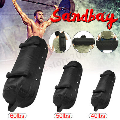 Boxing Power Bag/Sand Bag Cross Fit Bag Exercise Training MMA Weight Bags