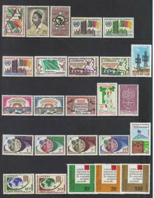 (D3) Cameroon 1960-1963 Mlh Selection
