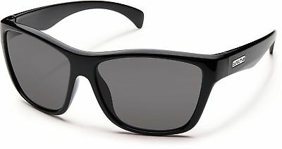d8948b1b54c SUNCLOUD CAROB POLARIZED Sunglasses Small Kids Size in Black   Grey ...