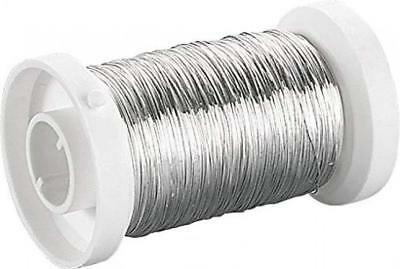 Knorr Prandell 6465714 Wire Diameter 0.25 mm/ Length 150 m Silver