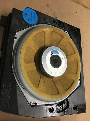 Bmw E83 Pair Front Floor Speakers 6990104 R12S2