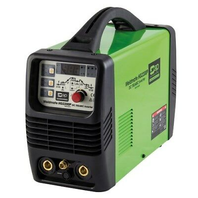 SIP 05771 HG2200P TIG / ARC Inverter Welder WITH PULSE 2 YEAR WARRANTY