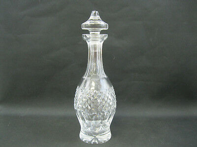 """Waterford Crystal COLLEEN~(1)~ 13 1/4"""" Decanter~Older Gothic Hallmark ~Perfect"""