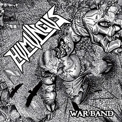 Humungus - War Band   Cd Neu