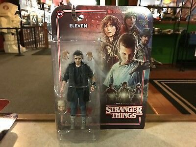 "2018 McFarlane Toys Netflix Stranger Things PUNK ELEVEN 7"" Action Figure MOC"