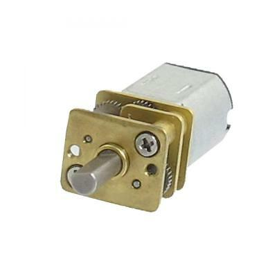 DC 6V 60 RPM High Torque Electric Replacement Gear Box Motor