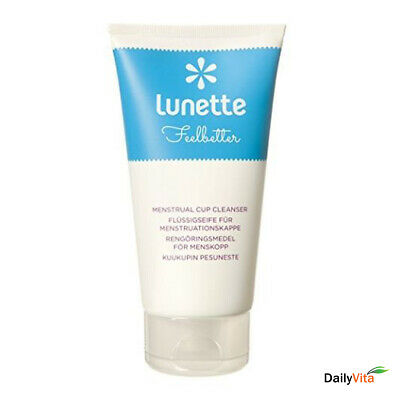 Lunette Menstrual Cup Cleanser 3.4 oz FREE SHIPPING Made in USA