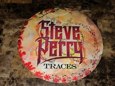 Steve Perry Rare Limited Edition Turntable Record Player Mat Traces 2018 Journey