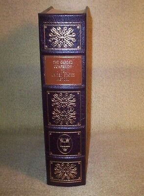 Easton Press Leather Book The Oxford Companion To United States History 2001