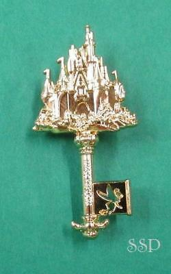 Disney Pin Passholder Set - Your Key to the Magic - Magic Kingdom Castle