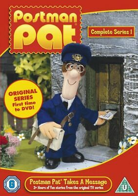Postman Pat Season 1 Series One Postman Pat Takes a Message New Region 2 DVD