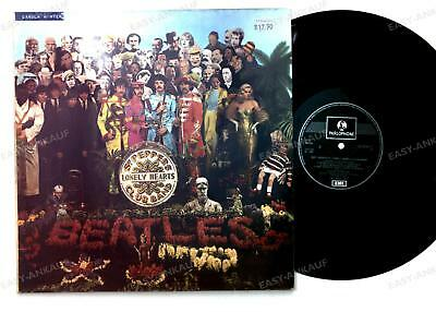 The Beatles - Sgt. Pepper's Lonely Hearts Club Band NL LP FOC /4