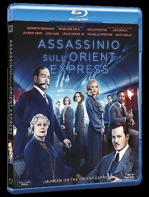 Blu-Ray Assassinio Sull'Orient Express