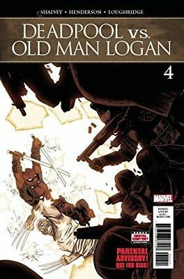 Deadpool Vs Old Man Logan #4 (NM)`18 Shalvey/ Henderson