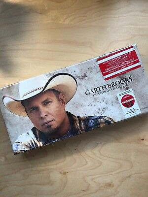 Garth Brooks - The Ultimate Collection Exclusive 10 Disc CD Box Set NEW SEALED