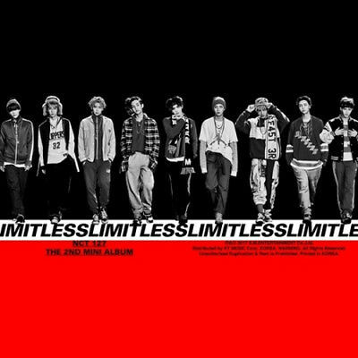 K-pop NCT 127 - NCT #127 LIMITLESS (2nd Mini Album) (NCT02MN)