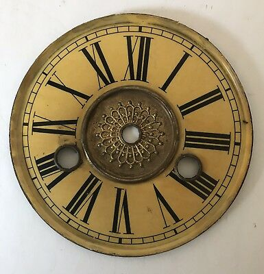 Antique Clock Face Dial