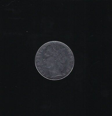 1978 Italy L.100 Coin