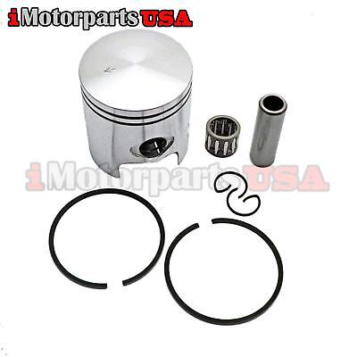 Honda Nq50 Nc50 Nu50 Ns50 Express 50 Hobbit Scooter Std Piston And Rings Set New