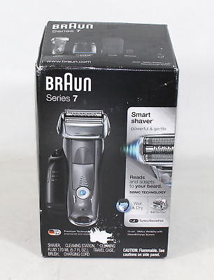 Braun Electric Shaver, Series 7 Men's Electric Razor Electric Foil Shaver