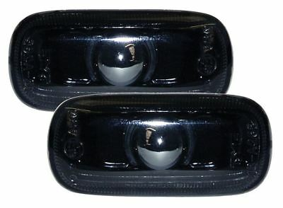 Audi A4 Black Side Light Indicators