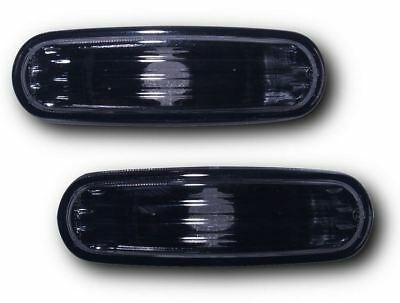 Fiat Grande Punto Crystal Black Side Light Repeaters