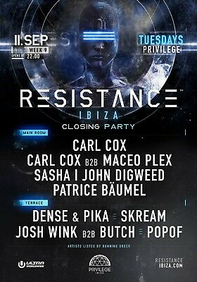 Pack Resistance Ibiza