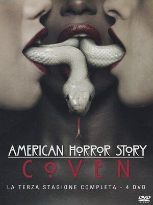 Dvd American Horror Story - Stagione 03 - Coven (4 Dvd)