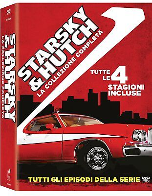 Dvd Starsky & Hutch - Stagione 01-04 (20 Dvd)