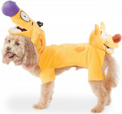 Catdog Nickelodeon Conjoined Twins Pet Dog Cat Halloween Costume