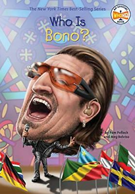 Who Was?: Who Is Bono?-Meg Belviso, Pam Pollack, Who HQ