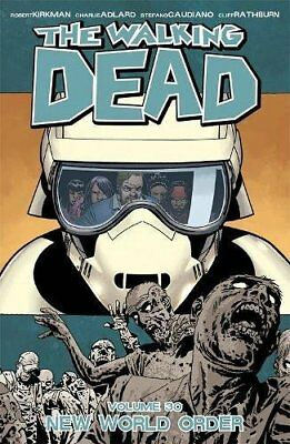 The Walking Dead Vol. 30: New World Order-Robert Kirkman