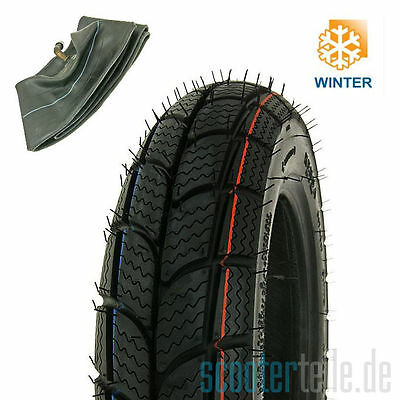 *Neu* Winter Reifen Set Kenda K701 M+S 3.50-10 Vespa Rally 180  / 200