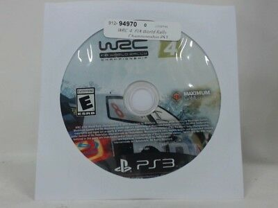 Wrc 4: Fia World Rally Championship Playstation 3 Ps3  Good