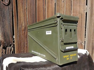 PA120 40mm Ammo Cans Ammunition Box MK19 Surplus Storage Container