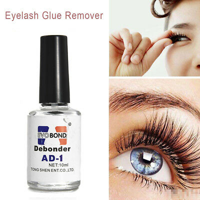 69158388c29 10ml False Eyelash Extension Nail Glue Adhesive Remover Eye Lash Lift off  Liquid
