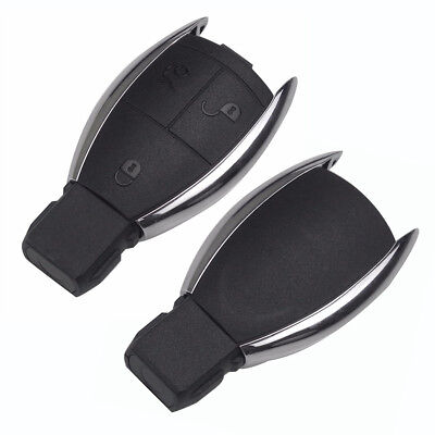 3 Buttons Remote Key Fob Case Shell For Mercedes Benz A B C E G R CL CLK E Cool