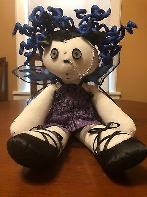 Gothic Fairy Doll Twisted Tatum Hot Topic Limited Edition  Rare